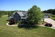 Premier Home and 108± Acres
