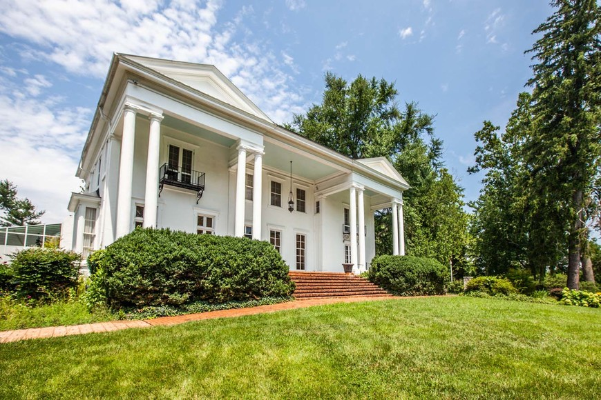 Featured Image for 6 BR/6.5 BA Estate on 8.8 +/- Acres ** Indoor Pool ** 4 Bay Garage w/2 BR/2 BA Apartment--Fauquier County, VA