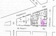 2106 W Pratt St. Baltimore, MD 21223