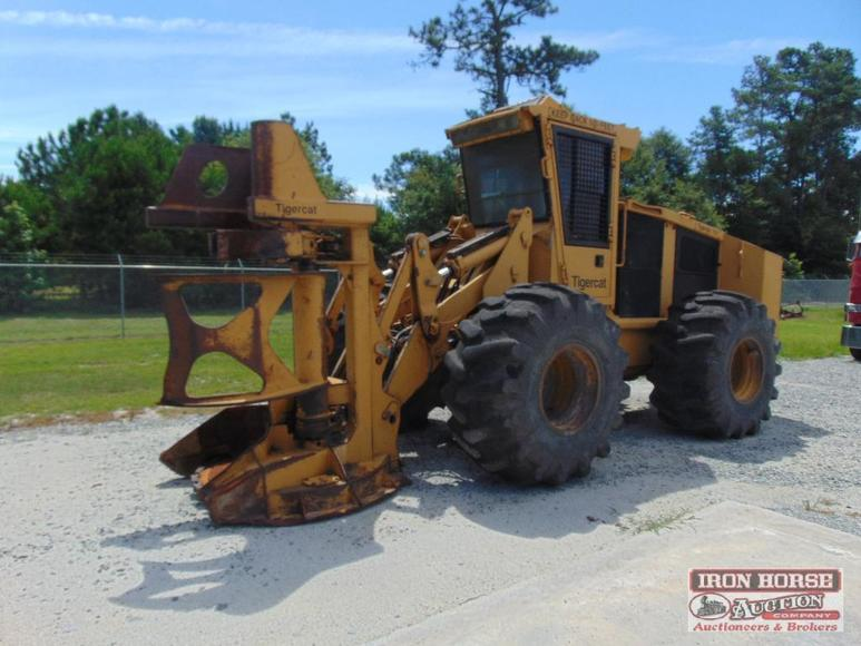 Logging Equipment Auction