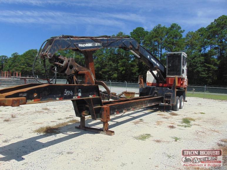 Logging Equipment Auction