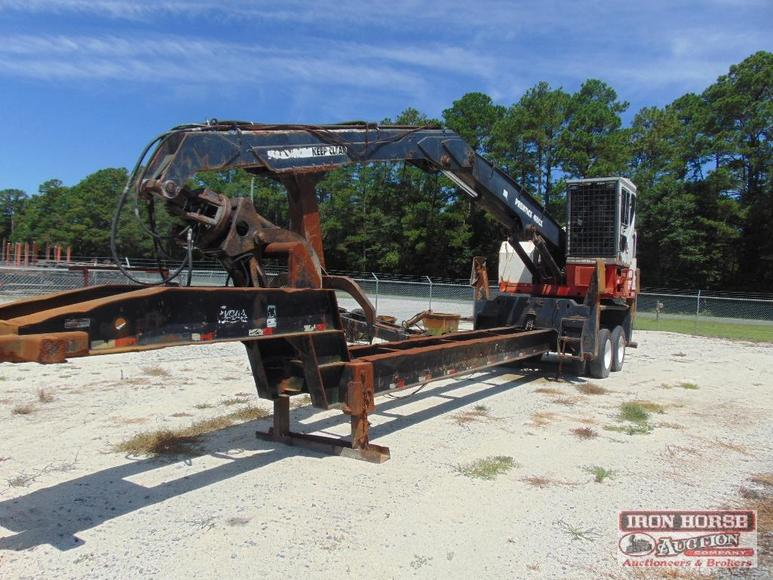 Logging Equipment Auction | Iron Horse Auction