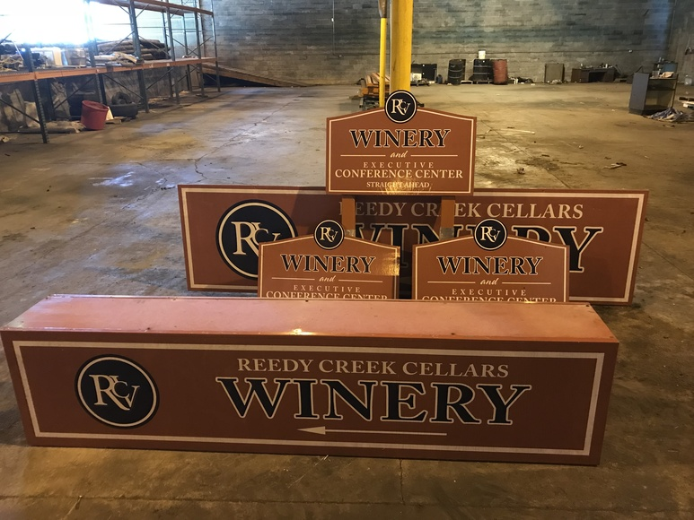 Image for Reedy Creek Winery