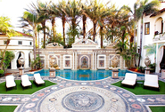 The Former Versace Mansion, Miami, Florida