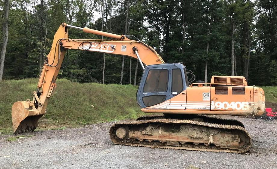 Online Only - Water's Edge Farm Liquidation includes Case Excavator, Chevy Dump Truck, Ford F-450 Flatbed Truck, Stock Trailer, Skid Steer, Pallet Jacks, Stall Doors, Fuel Tank, Livestock & More - Green Lane, PA: 10-11-18