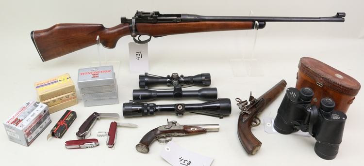 Firearms and Accessories Auction: 10-17-18