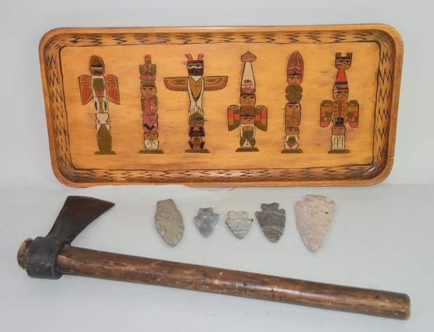 Native American Collectible Auction: 11-1-18