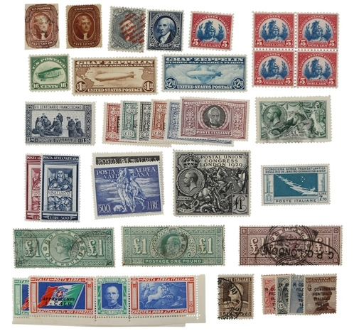 Stamp Auction