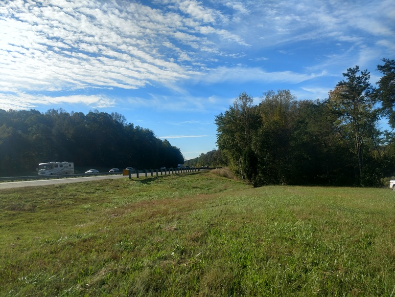 38.44+/- Acres w/ High Visibility on I-77 Near Lake Norman