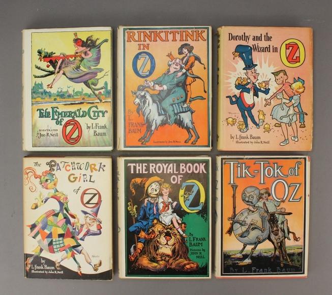 Antique Book, Postcard and Ephemera Auction: 11-8-18