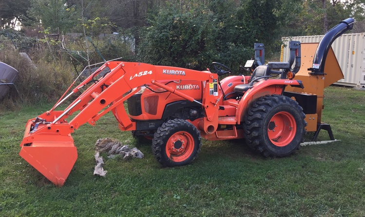 Black Friday Equipment and Power Tool Auction: 11-23-18