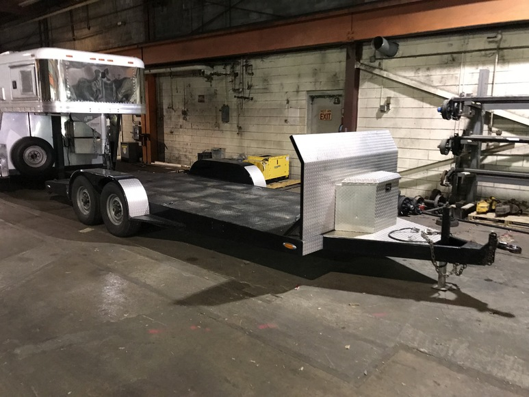 Surplus Auction Of Fusion Custom Trailers & Motorcoaches