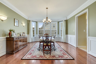 SOLD - Stunning 5 Bedroom, 5.5 Bathroom Colonial Style Home in Brambleton!