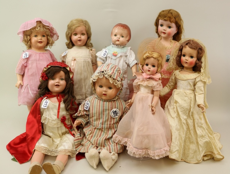Alderfer Online - 1940's - 2000's Celebrity: Modern and Collectible Dolls: 1-15-19