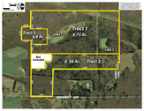 36 Acre Tract of Land