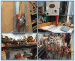 ABSOLUTE AUCTION of Woodworking Tools and Machinery