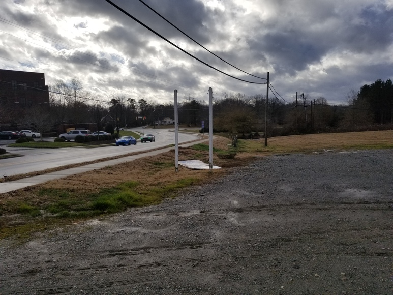 2.86+/- Acres of New Market Tax Credit Qualified Land in Greensboro, NC