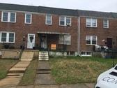 2511 Mosher St. Baltimore, MD 21216
