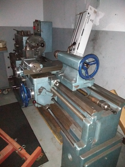 CNC Machine and Engine Building Equipment Auction