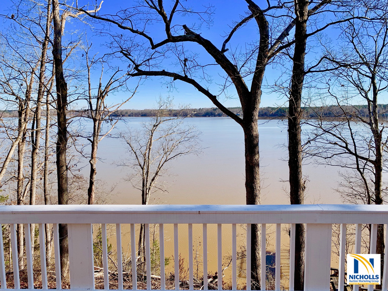 Image for LAKE GASTON--Parcels 1 & 2 - Move-In Ready 2 BR/3 BA Waterfront Home w/Dock & Boat House PLUS an Adjacent Waterfront Building Lot