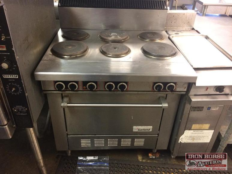 Commercial Kitchen Equipment, Household & Office Furniture, Exercise Equipment