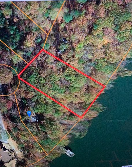 Image for Lake Gaston--1/2 Acre Water Front Building Lot w/Public Water