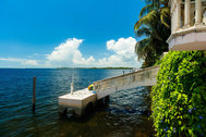 Auction of Luxurious Venetian Palazzo, Coconut Grove, FL