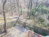 SOLD - End Unit Townhome Backing to Trees in Lake Ridge!