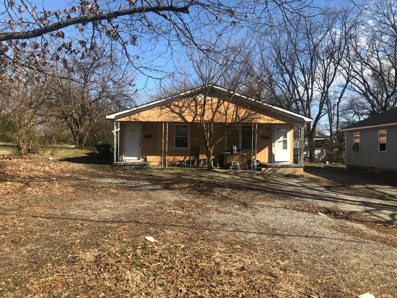 Bankruptcy Auction of Duplex in High Point, NC