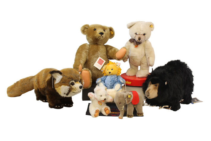 Alderfer Online - Steiff Animal Auction: 3-12-19