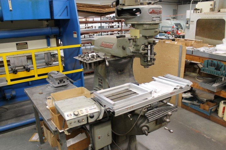 Image for Manufacturing Equipment Realignment Auction