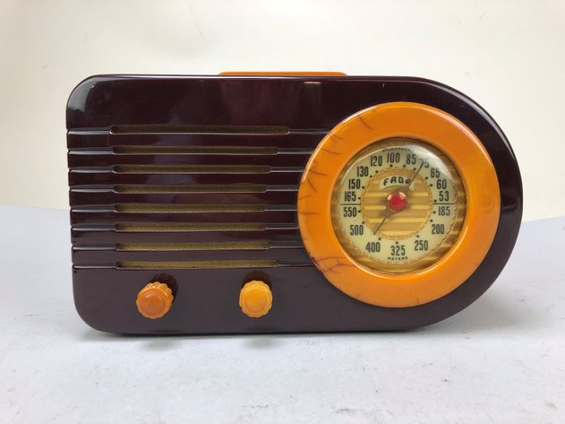 Live and Online - Vintage Radio Collection: 4-11-19