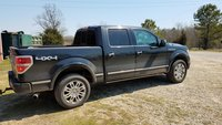 2011 Ford F150 Platinum Edition Truck