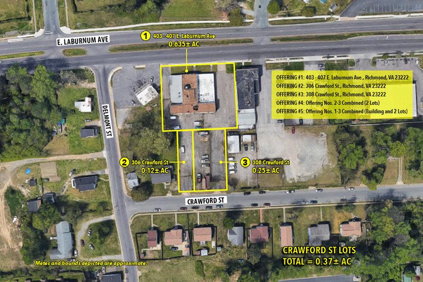 Image for Offering 1: 403-407 E. Laburnum Ave., Richmond, VA 23222
