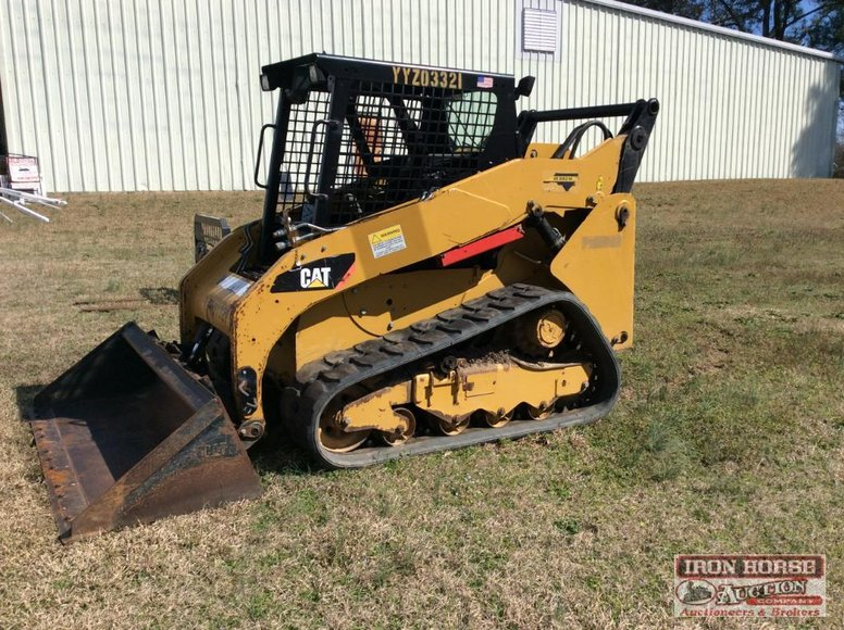 Bankruptcy Auction of Vehicles and Landscape Equipment