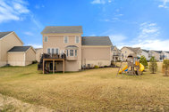 SOLD - Better Than New! Spacious, Upgraded Home Backs to Rolling Hills in Lenah Mill, Aldie, VA!