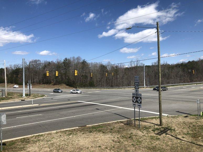 13.34+/- Acres On Highway 29 in Reidsville, NC
