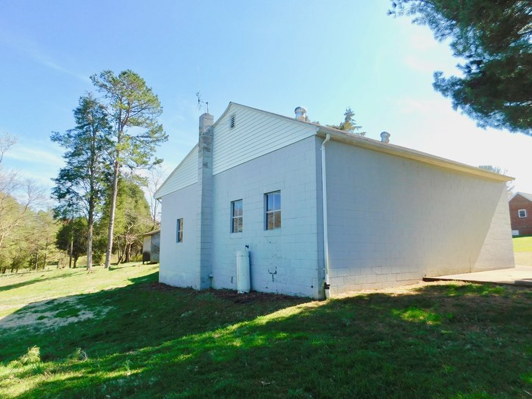 Well built 3 BR/2 BA Brick Home on  83 +/- Acres w/Detached