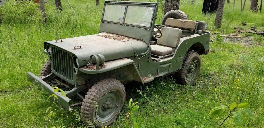 Image for Large Estate Auction of Vintage Vehicles, Military Memorabilia, Tractors, Tools & More (ONSITE & ONLINE) - Amelia, VA
