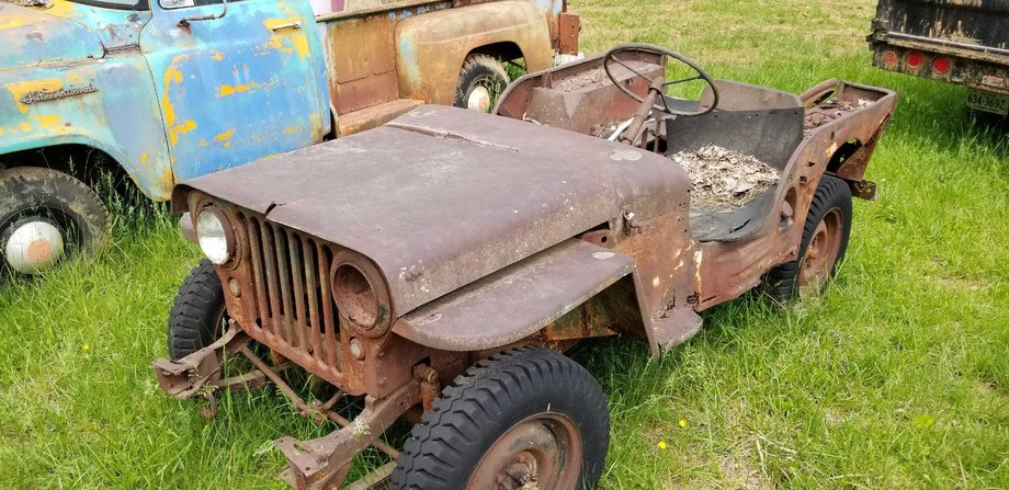 Image for Large Estate Auction of Vintage Vehicles, Military Memorabilia, Tractors, Tools & More (ONSITE & ONLINE) - Amelia, VA