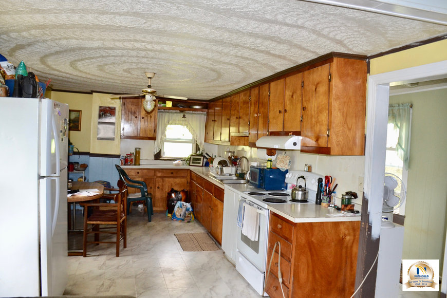 Image for 3 BR Farm House, Outbuildings & Fenced Pastures on 28.75 +/- Acres w/Scenic Mountain Views in Greene County, VA