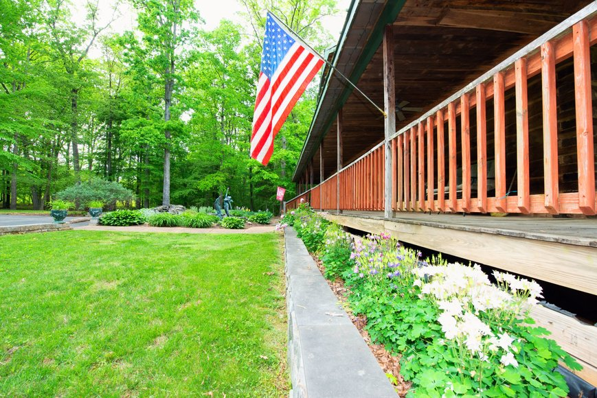 Image for Immaculate 3 BR/3 BA Log Home on 8.4 +/- Acres Only Minutes from Lake Anna--Louisa County, VA