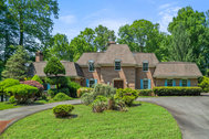 UNDER CONTRACT SUBJECT TO LENDER BANKRUPTCY COURT APPROVAL - $1,279,000 - Elegant brick home in ideally located River Oaks community near Potomac River!