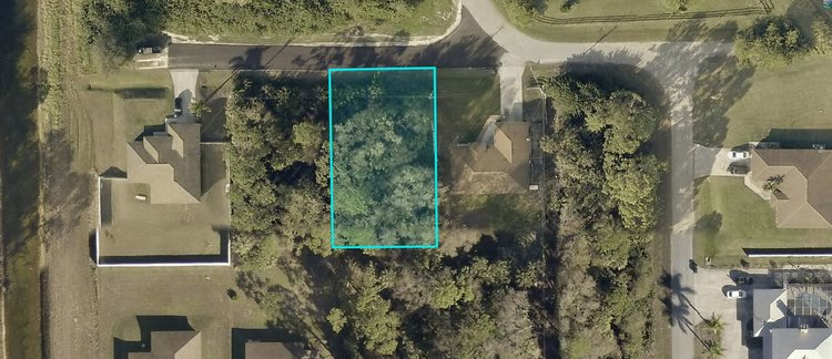 Bankruptcy: +/- .26 Acres in Lee County, FL