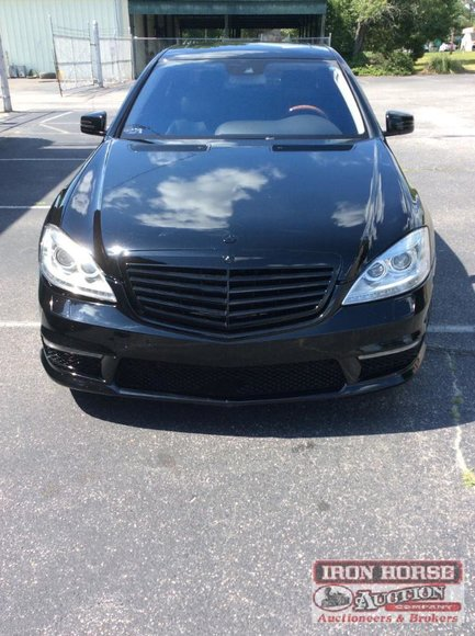 Bankruptcy Auction of a 2010 Mercedes-Benz S550