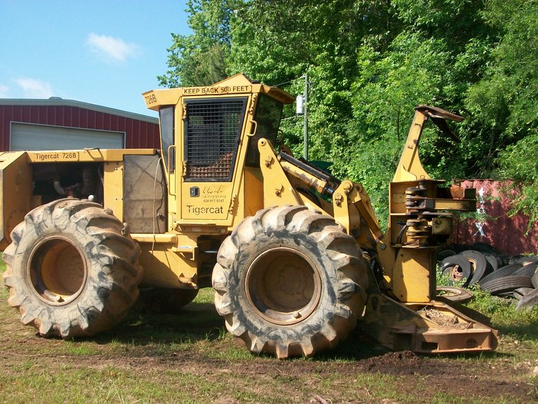 Image for Absolute Equipment Auction (Finch Logging)