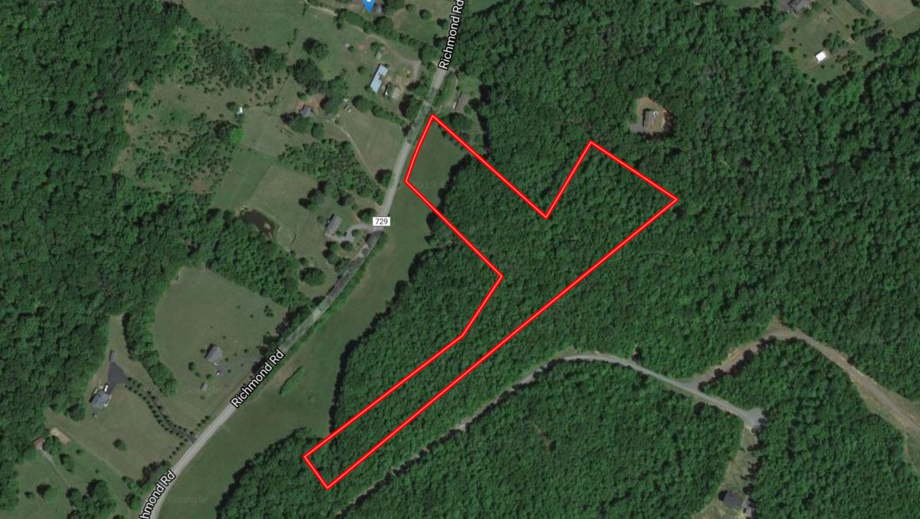 Featured Image for 13.7 +/- Acres w/260' +/- of Frontage on Richmond Rd. in Rappahannock County, VA