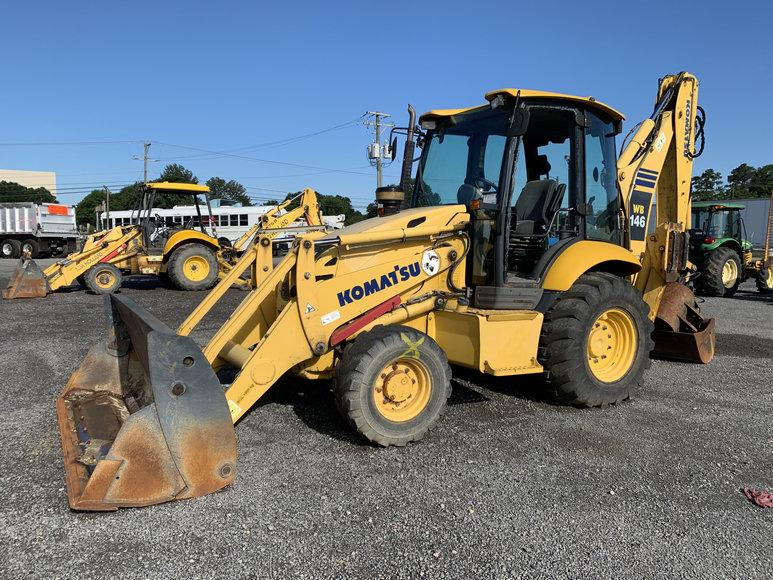 Image for Construction Equipment & Trucks (ONLINE ONLY)