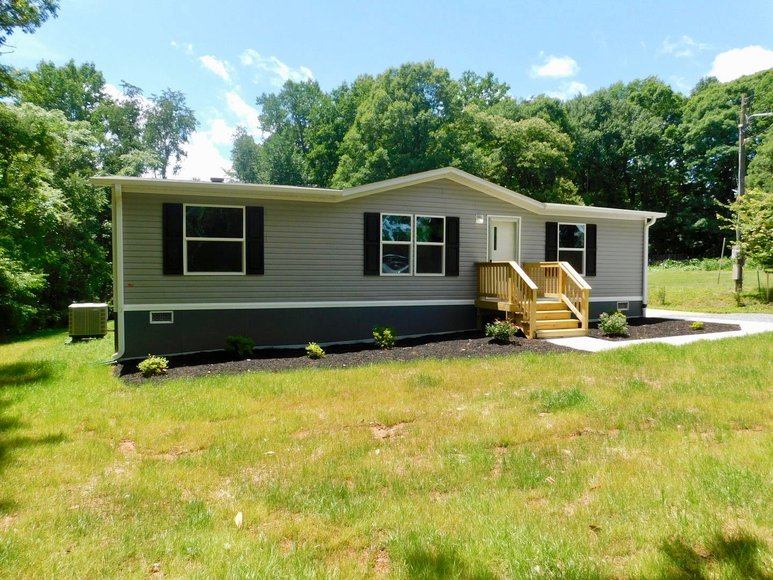 Image for New 3 BR/2 BA Clayton Home on 4.6 +/- Acres in Orange, VA--ONLINE ONLY BIDDING!!