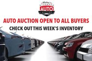 Public Auto Auction Approximately 150 Cars Trucks Bank Repos Government Vehicles More
